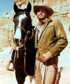 Cochise, with Little Joe Cartwright
