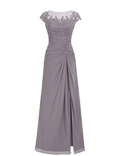 Dresstells® Long Chiffon Scoop Prom Dress with Appliques Wedding Dress Maxi Dress Dresstells http://www.amazon.co.uk/dp/B011I8S7Y8/ref=cm_sw_r_pi_dp_chgLwb03VDWD8
