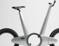 Concept city bicycle for Ford