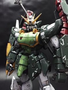 MG XXXG-01S2 Altron Gundam Repainted by LOW image 3
