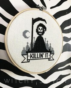Thrilling Designing Your Own Cross Stitch Embroidery Patterns Ideas. Exhilarating Designing Your Own Cross Stitch Embroidery Patterns Ideas. Embroidery Materials, Hand Embroidery Stitches, Cross Stitch Embroidery, Embroidery Designs, Embroidery Sampler, Embroidery Kits, Machine Embroidery, Funny Embroidery, Halloween Embroidery