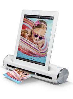DOCS 2 GO – Scanner per iPad stand-alone nero / bianco prezzo 159.99€