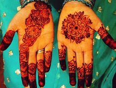 15+ Dulhan Mehndi Designs