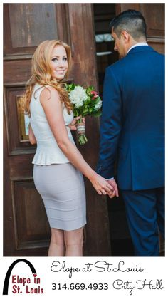 Elope in St Louis: St Louis City Hall Elopement Church Ceremony, Civil Ceremony, Wedding Ceremony, St Louis City Hall, Justice Of The Peace, City Hall Wedding, Courthouse Wedding, Wedding Officiant, Wedding Planner