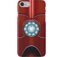 Red Body Armor iPhone Case/Skin