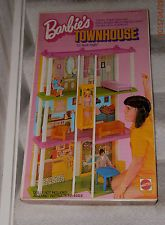 1974 Barbie Townhouse WITH BYC