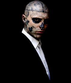 Rick Genest (Zombie Boy)
