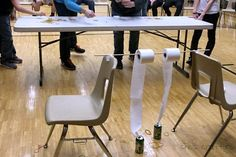 She's crafty: Minute to Win it games for Teens