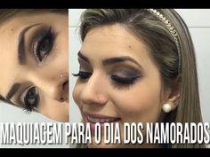 Maquiagem para o dia dos namorados | Camila Castro Para mais informações: www.camilacastro.com.br