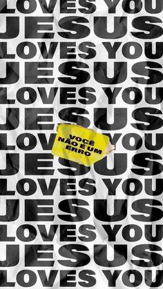 Jesus Is Life, God Jesus, Jesus Christ, Jesus Wallpaper, Bible Verse Wallpaper, Instagram Status, Story Instagram, Wallpapers Gospel, Christ Quotes