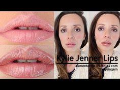 Assista esta dica sobre Boca de Kylie Jenner | Só com maquiagem! e muitas outras dicas de maquiagem no nosso vlog Dicas de Maquiagem.