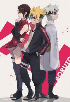 Image de naruto, boruto, and anime