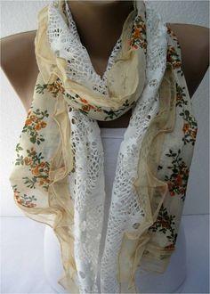 Fashion Elegant Scarf Trend Scarf Shawls-Scarves Scarf