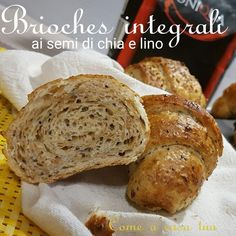 Biscotti, Healthy Breakfast Recipes, Healthy Recipes, Kitchen Aid Recipes, Cake & Co, Semi, Muffins, Lactose Free, Plant Based Recipes
