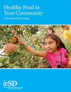 Healthy Food in Your Community: A Toolkit for Policy Change | Union of Concerned Scientists