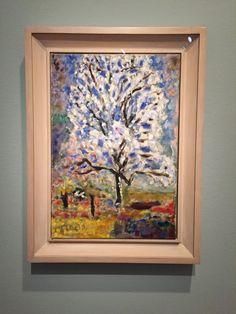 Pierre+Bonnard--Almond+Tree+In+Bloom.JPG (1200×1600) http://ohbythewayblog.blogspot.co.uk/2016/05/pierre-bonnard-painting-arcadia-at.html