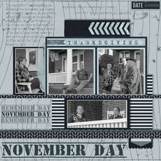 At the End of the Day by moog. Kit: November Day by LeaUgoScrap http://scrapbird.com/designers-c-73/k-m-c-73_516/leaugoscrap-c-73_516_300/november-day-by-leaugoscrap-p-17569.html Free template by Janet