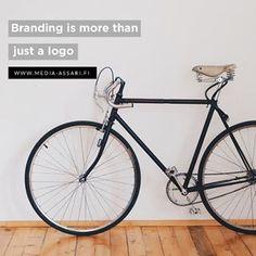 Branding is more than just a logo ♥️ #brändäys #mediaassari #brändi #olenbrändi #rakennaomabrändisi #yrittäjät #yrittäjä #logosuunnittelu #logo #verkkosivut #nettisivut #markkinointi #sosiaalinenmedia #some #digimarkkinointi #graafinensuunnittelu #visualdesign #visualfeed #branding #brand #brandimage #brandstyle #website #marketing #logo #logodesign #socialmedia #digitalmarketing #entrepreneurs Branding, Website, Logos, Instagram, Brand Management, Brand Identity, Branding Design, Logo, Legos
