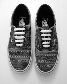 b725c812d06a1b Aztec Vans !! Vans are 2nd love  D