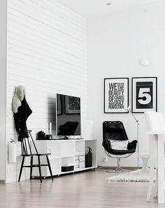 Scandinavian Style | Interior design | We Heart Home