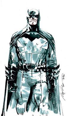 Batman by Rafa Albuquerque.