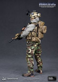 MARSOC Special Ops Team operator