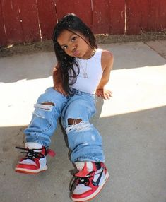Cute Little Girls Outfits, Kids Outfits Girls, Toddler Girl Outfits, Baby Outfits, Cute Kids Fashion, Baby Girl Fashion, Toddler Fashion, Toddler Girl Style, Mode Streetwear