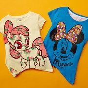 Save up to 65% off during the 'Toon Cute: Girls' Apparel event on #zulily today!