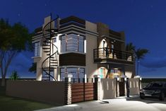 Modern 15 - House Designer and Builder Construction Contract, 2 Storey House, Ground Floor Plan, Deck Plans, Small House Design, House Architecture, Second Floor, Plane, House Plans