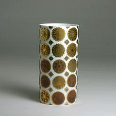 Bjorn Wiinblad Quatres Couleurs Vase for Rosenthal.
