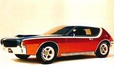 1969 American Motors AMX/2 V8
