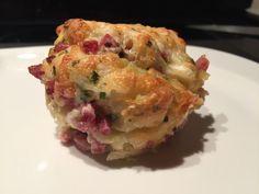 Flammkuchen-Muffins - Powered by @ultimaterecipe