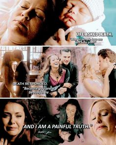 Lessons from TVD..... #tvdfeels