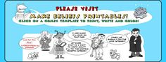 Comic creation: easy and funny, with very expressive characters http://www.makebeliefscomix.com/Comix/?comix_id=12379306C1435318