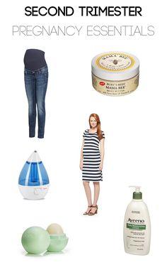 Vivian Eileen: Second Trimester Pregnancy Essentials
