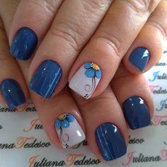 Creative Nail Designs, Simple Nail Art Designs, Toe Nail Designs, Nail Polish Designs, Creative Nails, Autumn Nails, Fall Nail Art, Polygel Nails, Manicure