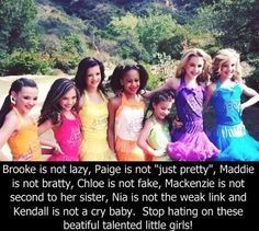 true I love dance moms Facts About Dance, Dance Moms Facts, Dance Moms Dancers, Dance Mums, Dance Moms Chloe, Dance Moms Girls, Dance Moms Quotes, Dance Moms Funny, Kendall