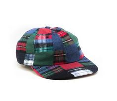 Flannel Baseball Cap made in Vermont Vermont, Baseball Cap, Flannel, Hats, How To Make, Fashion, Moda, Flannels, Hat
