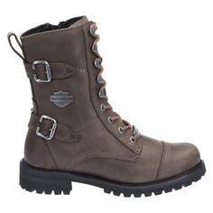 Love my new boots!!! Women's Harley Davidson Footwear Balsa SZ @ WorkBoots.com