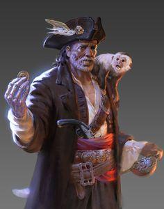 海盗, Jia Cai on ArtStation at https://www.artstation.com/artwork/-35f0ff64-ffcd-4cbf-9db6-ef53279ebf8d