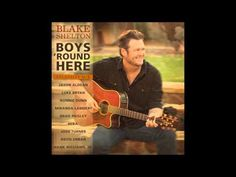 Blake Shelton - Boys 'Round Here Celebrity Mix (Official Audio)