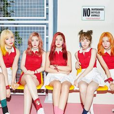 레드벨벳 Red Velvet  iTunes Album  Single Discography [iTunes Plus AAC M4A] Mp3