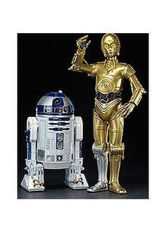 Achat en ligne de figurines officielles ARTFX et de Star Wars Clone Wars, Dc Universe, Kotobukiya Star Wars, Statues, Dark Maul, Figurine Star Wars, C3po And R2d2, Harry Potter, Star Wars Shop