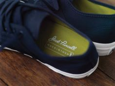 Mackintosh for Converse Jack Purcell Johnny Shoe