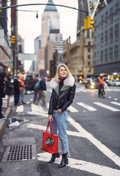 Hello from NY! | FASHIONATA