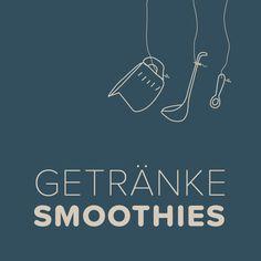 Schnelle und einfache Getränke, , Juices, Säfte, Drinks und Smoothie. Glutenfrei, Zuckerfrei, Sojafrei, Milchfrei, Laktosefrei