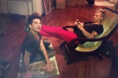 Lilybop 2012: Sauli Talks to Katri About Early Times With Adam