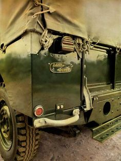 The Land Rover Heritage Collection.