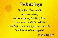 remember the Jabez Prayer? Love Your Enemies, Morning Prayers, Christian Encouragement, Prayer Quotes, Gods Promises, Bible Verses, Religion, Blessed, Wisdom
