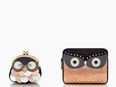 Kate Spade Wise Owls Collection